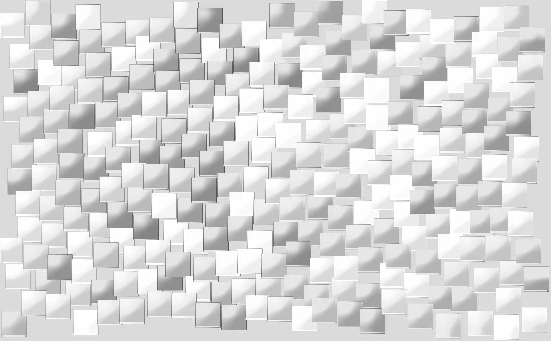 Un sin fin de cuadrados.