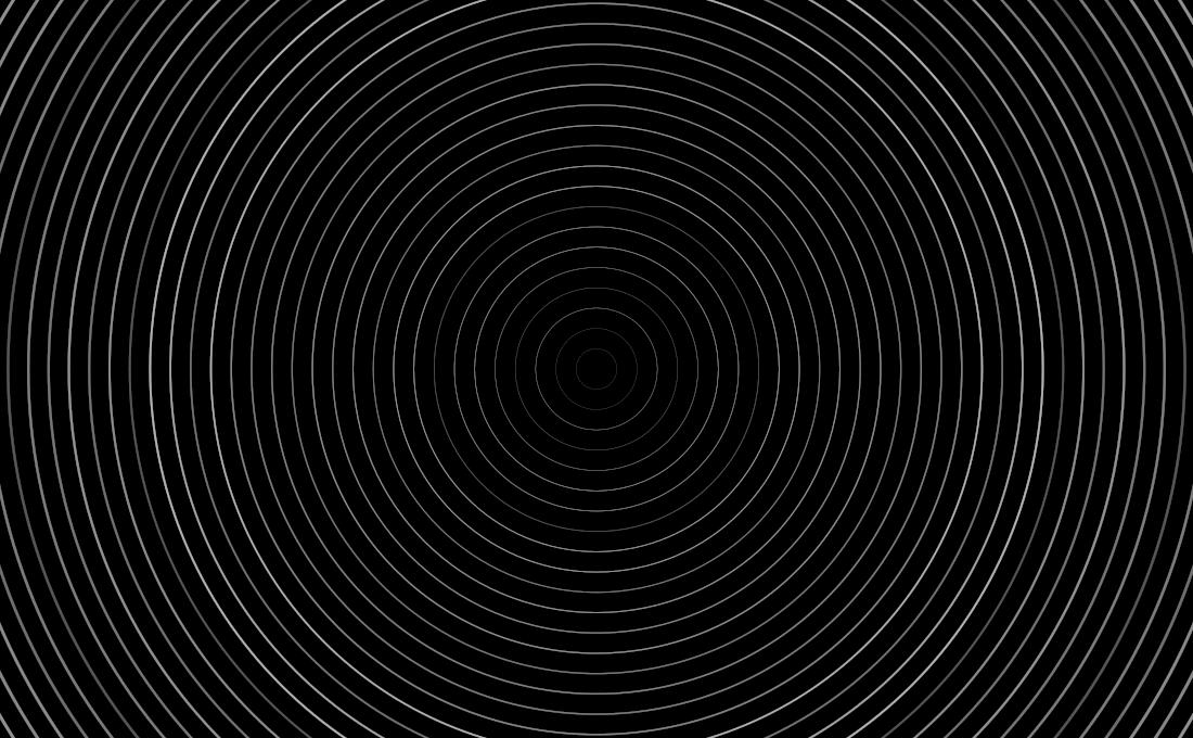 Circunferencias concéntricas.