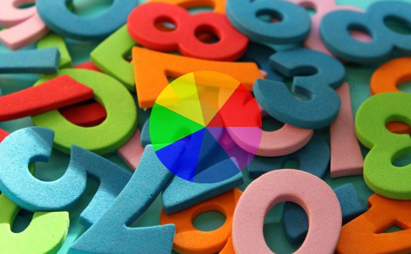 Números y colores
